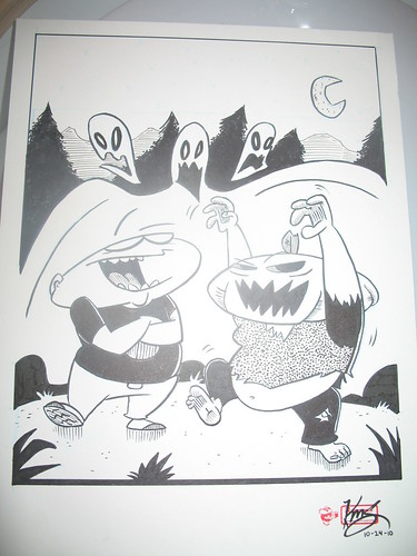 Halloweenie 2010!