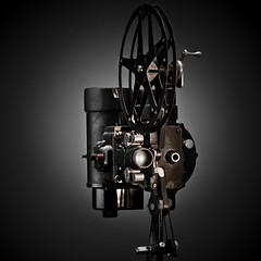 (leo.eloy) Tags: cinema film digital vintage photography still projector pelicula 16mm 2010 homenagem projetor leoeloy