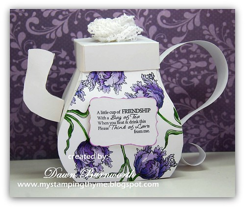 Shabby Tea Room Challenge