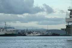 Busy Mactan Channel (EcKS! the Shipspotter) Tags: ships psss mactanchannel cebuships philippineships