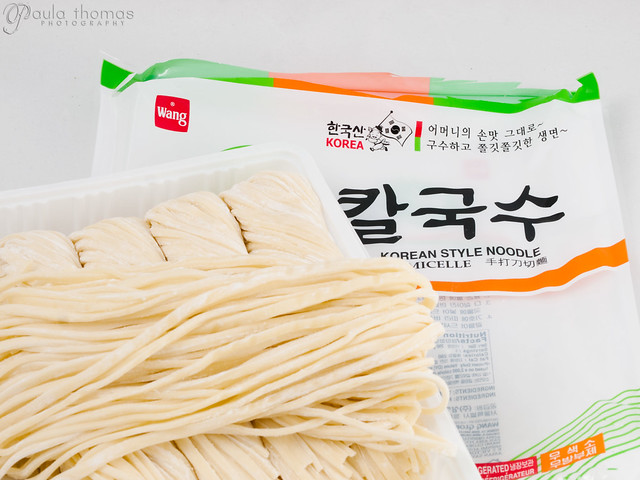 Korean Style Vermicelle