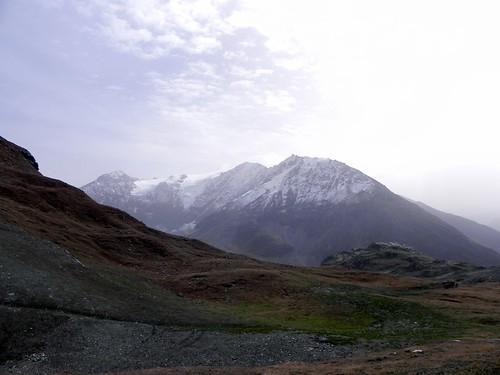 Glaciers de la Balme