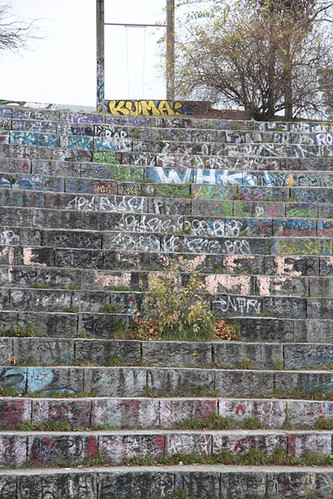 Berlin_Grey_Mauerpark Steps