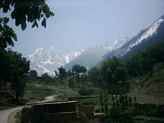 Glacier... (sharjeelbhutto) Tags: pakistan mountains glacier kalam sawat