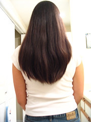 12 inches! (chrisnorthwestern) Tags: beautiful hair women shine cut events cancer grow event help cutting wigs care share helping donate cause treatment pantene pantenebeautifullengths