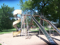 FUN-FUL slides, Independence, Kansas
