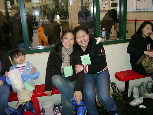 ice skating 2007