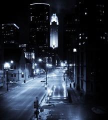 Minneapolis In Selenium Tone