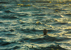 Bob (oobwoodman) Tags: blue sea sky sun water pool swimming athens greece vouliagmeni astirpalace