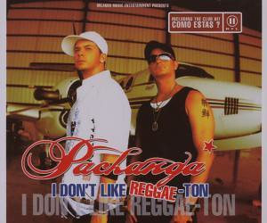 Pachanga - I Don´t Like Reggae-Ton