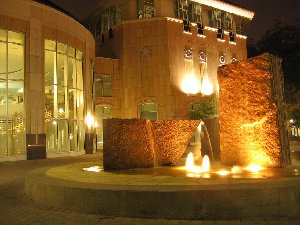 Hayward City Hall