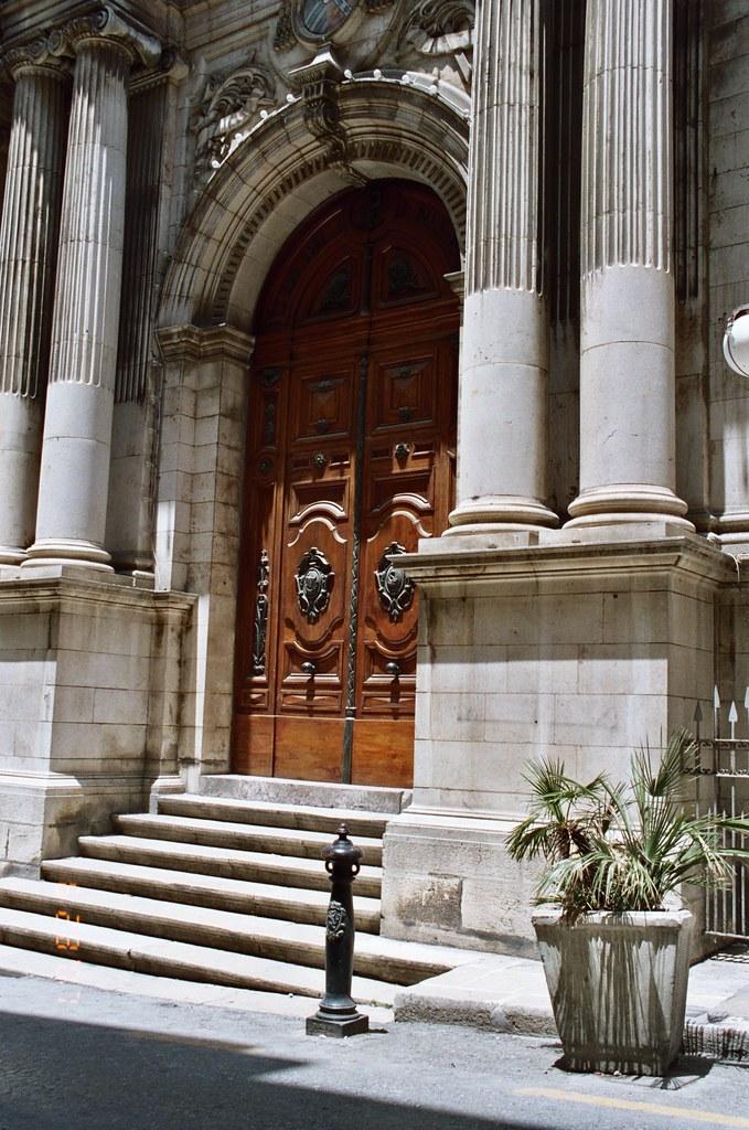 Doors of the St. John's Co-Cathedral, Valletta, Malta