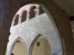 Arco y pared (torresburriel) Tags: castillo moraderubielos maestrazgo