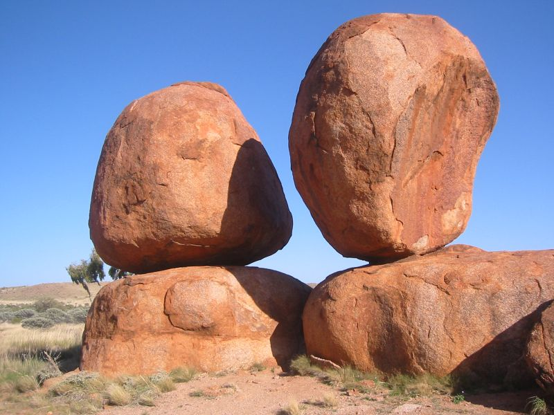 Balancing Act, Devil's Marbles
