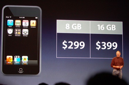 Precios de iPod Touch
