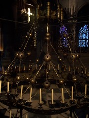 Notre-Dame chandelier