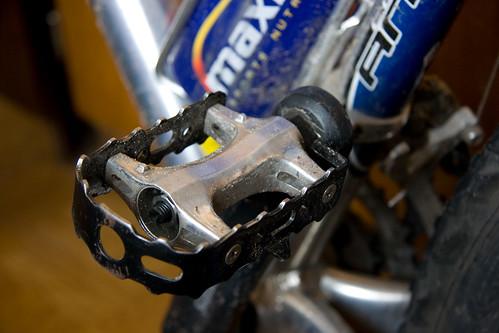 Standard pedals