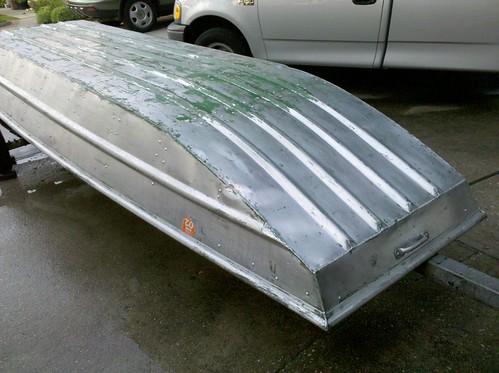 14' grumman aluminum jon project - TinBoats net