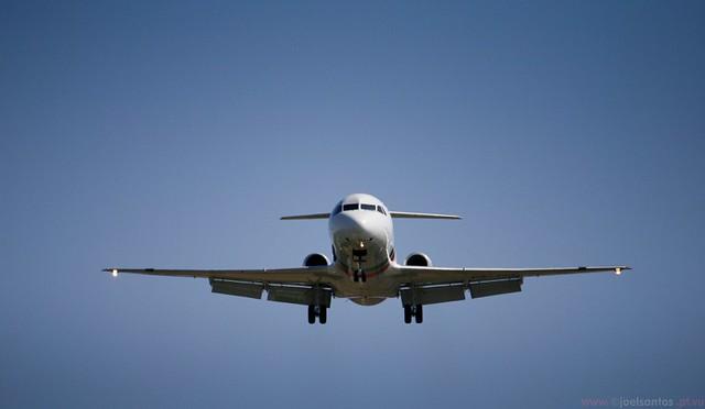 Landing @ OPO