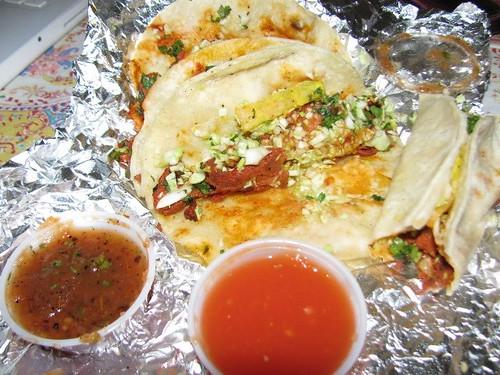 America's Taco Shop Tacos Pastor