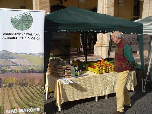 Fermo mercatino Madre Terra 24-10-2010