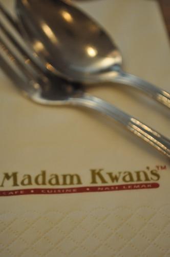 madam kwan's at last
