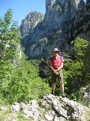Sarah's Photo-19 (gekgraphics) Tags: hiking delphi athens santorini greece crete meteora vikosgorge olimpia zagorohoria