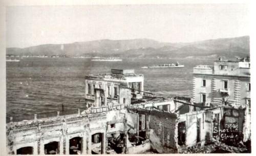 Yangından sonra İzmir Spor Kulübü