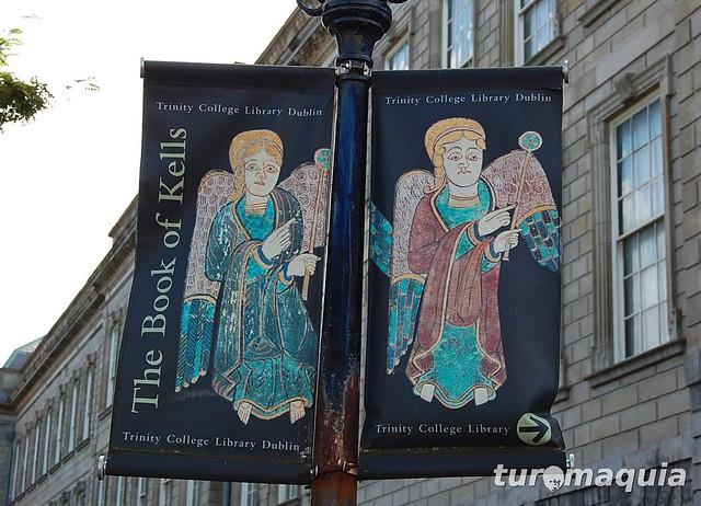 Trinity Colege - Livro de Kells