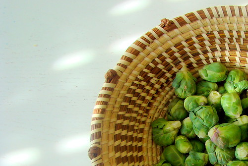 Sweet Grass and Brussels Sprouts