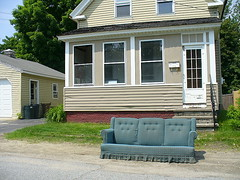 More feral furniture, Keene, NH