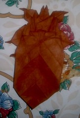 Leaf Insect (PhillipWest) Tags: origami paperfolding papiroflexia loktapaper