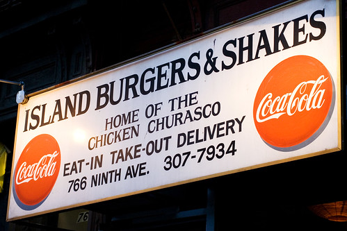 Island Burgers and Shakes
