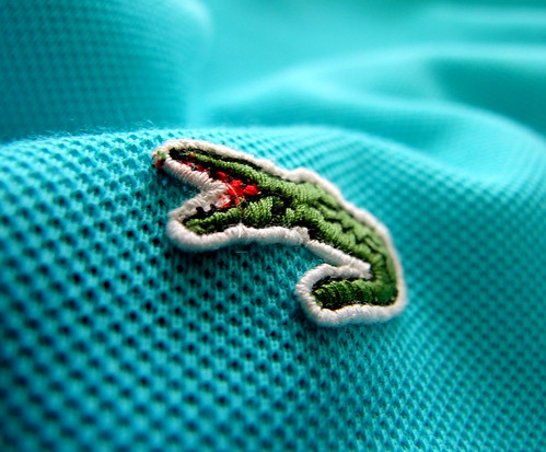 Lacoste tennis and fashion