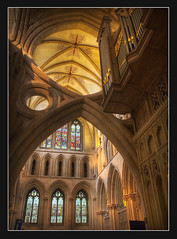 Bounce Light (Edd Noble) Tags: nikon cathedral wells somerset hdr d2h manfrotto 1755mmf28 9xp
