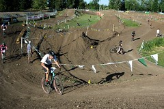 Short Track MTB Racing at PIR