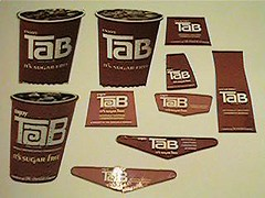 Tab Cola Magnets (twitchery) Tags: vintage 70s vintageads vintagebeauty