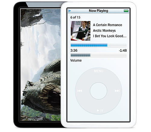 iPod 6th Generation (Mockup - Rumor Only!)