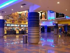Cinex Metrópolis - Pasillos