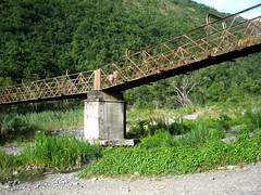 bridge near hagley gap st thomas jamaica