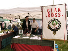 Clan Ross Tent