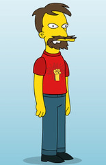 Cristian simpsons-style