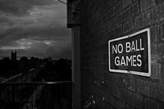 View De beauvoir - No Ball Games on Flickr