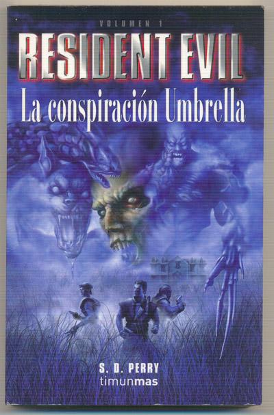 Resident Evil 1: La Conspiracion Umbrella