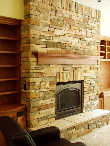 Fireplace Facade Ideas : Evolution of Style: Funky Fireplace Possibilities