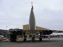 Concorde (mre1965) Tags: london heathrow concorde ba britishairways supersonic