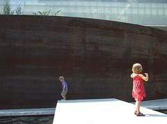 Serra installation