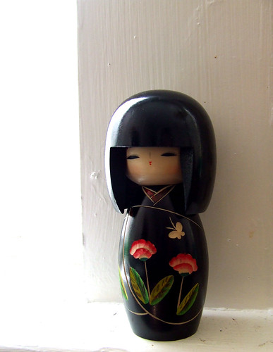 kokeshi on my mind