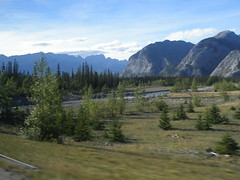 Scenery west of Hinton, Alberta (jimbob_malone) Tags: alberta 2007 highway16 greyhoundbus