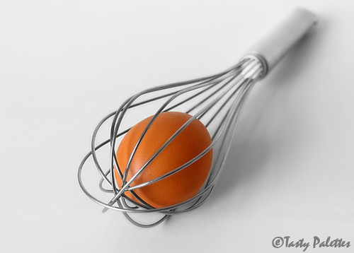 Egg In A Whisk II